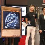 【レポート】「遊戯王」世界大会が開幕!高橋和希、風間俊介、津田健次郎が10年ぶりに顔を合わせる