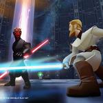 PS4/PS3/Wii U『ディズニーインフィニティ3.0』11月12日発売、「スター・ウォーズ」の世界が初登場