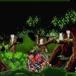 「もののけ姫」をドットで再現!レトロゲーム風映像シリーズ最新作…あの名シーンも