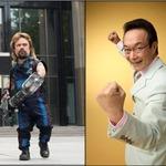 映画「ピクセル」に神谷明・山寺宏一が出演決定、山寺さんはかつて自身が担当したゲームキャラを演じる