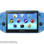 PS Vita新色「アクア・ブルー」「ネオン・オレンジ」「グレイシャー・ホワイト」が9月17日に発売の画像