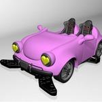 3Dプリンターでオリジナルの「ミニ四駆」を制作 全国各地で開催へ