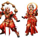 ヤマクライ装備(剣士)の画像