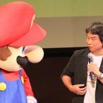 【スーパーマリオ30祭】ハッピーバースディでマリオの誕生日を祝福、宮本茂氏も「じーんときた」