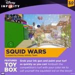 『ディズニーインフィニティ』で『スプラトゥーン』を再現!?そっくりなコンテンツ「SQUID WARS」が登場