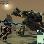 "【TGS2015】PS4版『PSO2』はPC版""設定5""よりも綺麗なグラフィックに!比較画像や仕様が公開の画像"