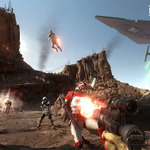 【TGS2015】『スター・ウォーズ バトルフロント』プレイレポ ―「帝国の逆襲」惑星ホスを舞台に40人が激闘