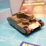 伝説の超重戦車「オイ」プラキットお披露目…初回限定4000セットには『World of Tanks』の特典が
