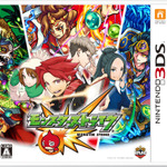 3DS『モンスターストライク』12月17日発売決定…オリジナルモンスター多数登場、4人マルチも搭載