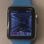 Facebook開発者、「Apple Watch」でFPS『Doom』を起動させる