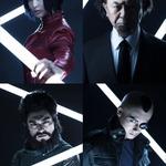 舞台「攻殻機動隊 ARISE」イシカワ、荒巻大輔、サイトーのビジュアル公開