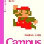 マリオ柄の「キャンパスノート」発売が11月上旬へ延期