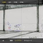 Production I.Gが手掛けた作画・動画・背景などを1カットごとに確認できる作画学習アプリ「アニメミライ プラス」配信開始の画像