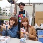 【マチアソビ15】『グリモア』徳島の中心でアニメ化したいとガチシャウト!第2弾キャラソン企画も発表されたステージレポ