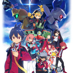 3DS『メダロット9』12月24日発売!ボリュームは過去最大級で、ついに「トランスパーツ」を実装…舞台はメダロッターの養成学校