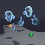 VRなゲームではなく、VRな空間という遊び…Oculus Touchの『Toybox』デモがもの凄く楽しそう