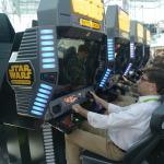 【レポート】『スター・ウォーズ:バトル ポッド』フラットスクリーンVer.をプレイ、ドーム型との違いとは