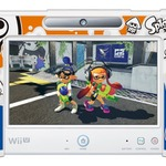 「シリコンカバーコレクション for Wii U GamePadスプラトゥーン Type-A」の画像