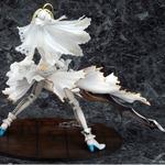 "『Fate/EXTRA CCC』""拘束の花嫁衣裳""の「セイバー・ブライド」がフィギュア化!予約受付開始の画像"