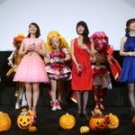 【レポート】「映画Go!プリンセスプリキュア」初日舞台挨拶で嶋村、浅野、山村、沢城がチームワークの秘訣を語る
