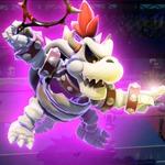 Wii U『マリオテニス ウルトラスマッシュ』ほねクッパ&クッパJr.紹介映像が公開