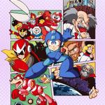 初代から6まで完全収録の『ロックマン クラシックス コレクション』発売決定、3DS版は2月25日リリース
