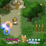 3DS版『ワルキューレの冒険 時の鍵伝説』プレイ映像公開、最適化された画面を確認せよ