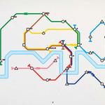 """""""地下鉄網を最適化し続ける""""線路敷設ゲーム『Mini Metro』配信開始 ― 最初は3駅から開始するも、次第に利用者が増加し…"""