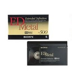 ソニー、ベータビデオカセットとマイクロMVカセットテープの出荷を終了