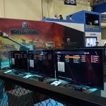【G-STAR 2015】自分だけのゲームパッケージが作れるSCEブースをレポート!PS4版『World of Tanks』『GGXrdR』など初公開作品も