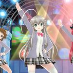『ミラクルガールズフェスティバル』うー!にゃー!でお馴染み「ニャル子さん」OP楽曲のPVが公開の画像
