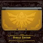 New 3DS LL「ハイラルエディション」1月21日発売、3DS版『ゼルダ無双』限定追加コンテンツチケット付き