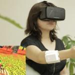 【特集】二次元に触れるVRコントローラー『UnlimitedHand』開発者を突撃!将来的には質感も