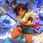 """""""スカルガ""""スタッフの新作RPG『Indivisible』にゲストキャラ参戦!『スカルガールズ』や『Shovel Knight』など"""