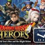 PC版『ドラゴンクエストヒーローズ』海外で正式発表 ― Steamにて12月4日発売