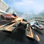 Wii U向け超高速SFレースゲーム『FAST Racing NEO』今冬配信 ― 最大8人対戦に対応、価格は1,800円