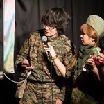 『ソウル・オブ・セブンス』、主題歌にミリタリーアイドル「転校少女歌劇団」の画像