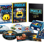 映画「ピクセル」BD&DVDは業界初のVRゴーグル付き、2月3日発売