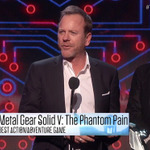 『MGS V: TPP』が「The Game Awards 2015」ベストアクション/アドベンチャーを受賞 ― 小島監督は登壇せず、その理由とは