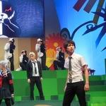 【レポート】舞台「ダンガンロンパ2」ラスト近くで大どんでん返し!大山のぶ代の肉声も