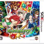 3DS『モンスターストライク』パッケージの画像
