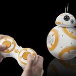 スター・ウォーズ「フォースの覚醒 リモートコントロール BB-8」発売の画像