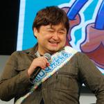 ぷよぷよのような愛くるしいキャラクターをしている細山田水紀氏の画像