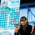 『ぷよぷよ!!タッチ』をプレイする佐倉薫さんの画像