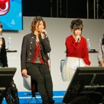 (左から)佐倉薫さん、三木晶さん、山田奈都美さん、山田悠希さんの画像