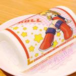 注目はロールちゃんのロールケーキ?『モンハン クロス』『ロックマン』のクリスマスケーキが登場