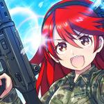 陸上自衛隊の駐屯地・武器・兵器を擬人化したSLG『りっく☆じあ~す』2016年2月サービス開始