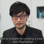 小島秀夫が新スタジオ「コジマプロダクション」を設立 ― SCEと契約を締結し、処女作をPS4でリリース