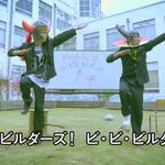 """""""本能寺の変""""で話題の「エグスプロージョン」が「ドラクエ」とコラボ!『ビルダーズ』の世界観を歌とダンスで表現の画像"""