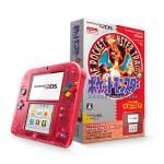 新ハード「ニンテンドー2DS」2月27日発売! 初代『ポケモン』を同梱、価格は9,980円